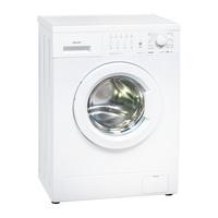 Exquisit WM 6910-10 Weiß Waschvollautomat, A++, 6kg, 1000U/min