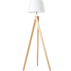 Brilliant Leuchten Stehlampe Porty, Mit Fußschalter