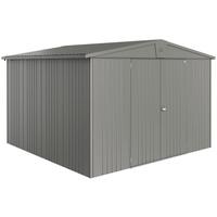3,16 x 3,00 m quarzgrau-metallic