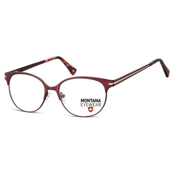 MONTANA Brille MM603 rot