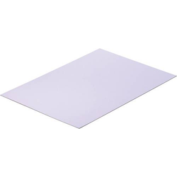 Reely Polystyrol-Platte (L x B) 330mm x 230mm 4mm