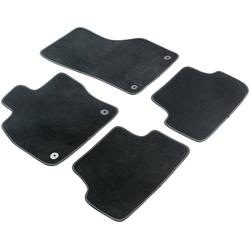 WALSER Passform-Fußmatten Premium (4 Stück), für Opel Insignia, Insignia Sports Tourer