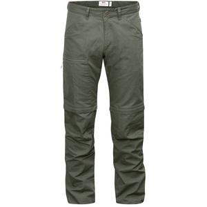 Fjäll Räven High Coast Zip-Off Trousers - Herrenhose 54 mountain grey