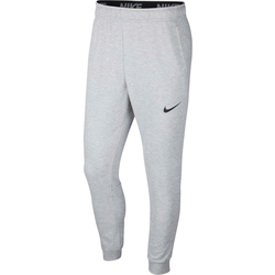 Nike Dry  Taper Trainingshose Herren in dk grey heather-black, Größe XXL dk grey heather-black XXL