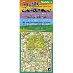 Lahn-Dill Nord Radfahren 1 : 30 000 - Buch