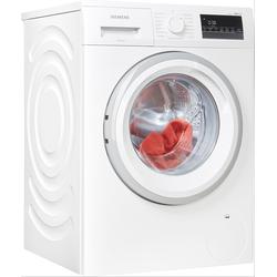 SIEMENS Waschmaschine WM14NK20, iQ300, WM14NK20 C (A bis G) weiß Waschmaschinen Haushaltsgeräte