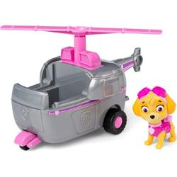 Spin Master Spielzeug-Auto Paw Patrol - Skye - Helicopter - Helikopter Fahrzeug