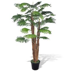 Künstliche Palme mit Topf 180 cm