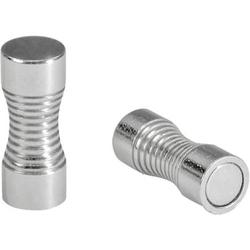 Magnet Hantel-Design Neodym 8x20mm VE=4 Stück