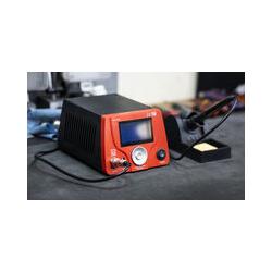 RS PRO LCD Lötstation 60W / 220 → 240V
