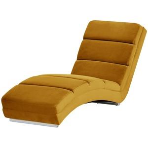 switch Relaxliege ¦ gelb ¦ Maße (cm): B: 61 H: 80 T: 175 » Möbel Kraft