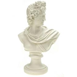 Kremers Schatzkiste Dekofigur Alabaster Büste des Apollon Figur
