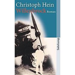 Willenbrock. Christoph Hein  - Buch