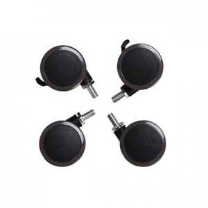 FLEXISPOT Möbelrolle W1, Räder für Höhenverstellbare Schreibtische