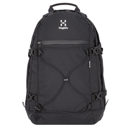 Haglöfs Backup 15 inch Rucksack 48 cm Laptopfach true black