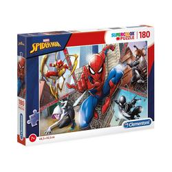 Clementoni® Puzzle Puzzle 180 Teile - Spiderman, Puzzleteile