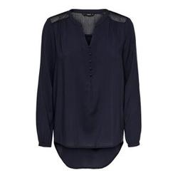 ONLY Lockeres Hemd Damen Blau Female M