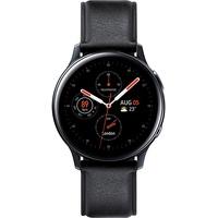 Samsung Galaxy Watch Active2 40mm Stainless Steel LTE Black