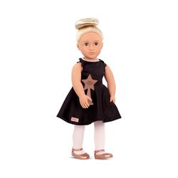Our Generation Anziehpuppe Puppe Schauspielerin Rafaella 46cm