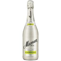 Mumm Dry Alkoholfrei, Mumm Sekt