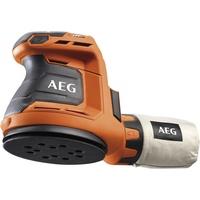 AEG BEX18-125 - 0 Schwingschleifer 11000 RPM 22000 OPM