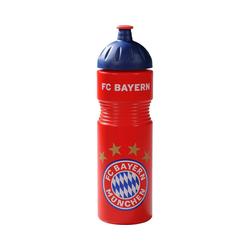 FC Bayern München Trinkflasche Trinkflasche, rot