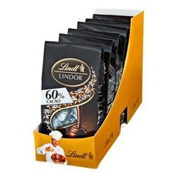 Lindt Lindor Dark 60% Beutel 99 g, 6er Pack
