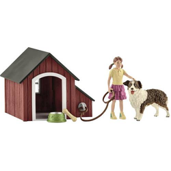 Schleich Farm World Hundehütte 42376