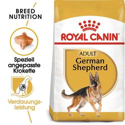 ROYAL CANIN German Shepherd Adult Hundefutter trocken für Deutsche Schäferhunde 22 kg (2 x 11 kg)