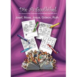 Die Ausmalbibel - Band 3