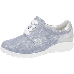 Waldläufer WALDLAEUFER Damen Sneaker HAVY 389006-209-693 jeans silber Sneaker 41