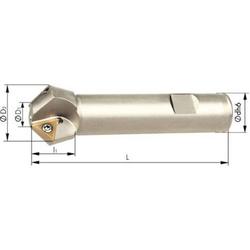 IHTec Senker für Senkkopfschraube D 16/31 mm Z 2