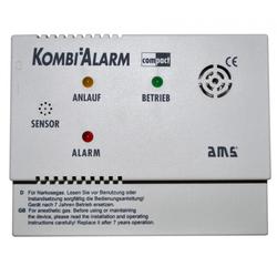 AMS Gas-Alarmgerät Kombi Alarm Compact