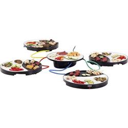 Princess Dinner 4 All 01.103080.01.001 Kochplatte mit manueller Temperatureinstellung