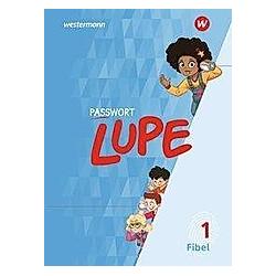 PASSWORT LUPE - Fibel - Schülerband 1 - Buch