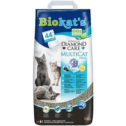Biokats Diamond Care MultiCat Fresh 8 Liter