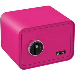 Tresor Gosafe 100 Fingerprint 26x35x28cm pink