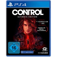 Control - Ultimate Edition (USK) (PS4)