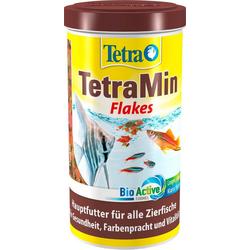 Tetra Fischfutter TetraMin Flakes, Flockenfutter 2x1 Liter