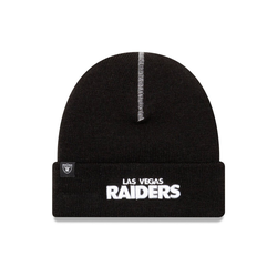 New Era Fleecemütze Beanie 2020 Las Vegas Raiders