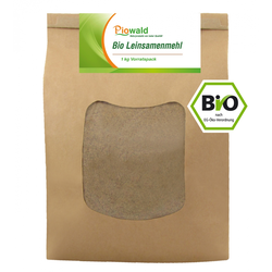 BIO Leinsamenmehl - 1 kg