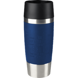 EMSA 513357 Travel Mug Isolierbecher Blau