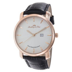 Lindberg & Sons Luxuriöse Armbanduhr mit schweizer Uhrewerk