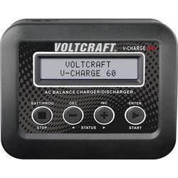 VOLTCRAFT Modellbau-Ladegerät 6A