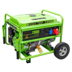 Zipper ZI-STE5500 Stromerzeuger 8500 Watt Stromaggregat Notstromaggregat Generator 230/400V