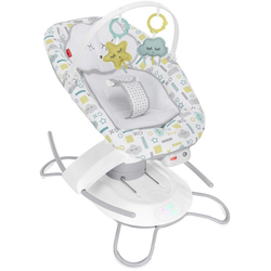 Fisher-Price® Babyschaukel 2-in-1 Glider, mit Smart Connect App