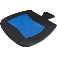 Walser Sitzkissen Cool Touch, (1 St), fürs Auto blau