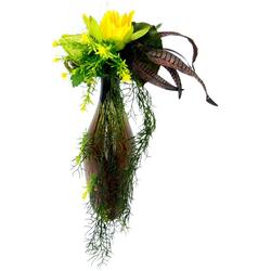 Kunstpflanze Seerose Seerose, I.GE.A., Höhe 44 cm