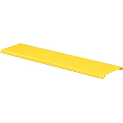 Panduit Abdeckung f. Kabelkanal 150x100 gelb FRHC 6 YL2
