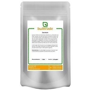100 g Saccharin 100% rein Natrium Süßstoff Kalorienfrei Diabetiker geeignet